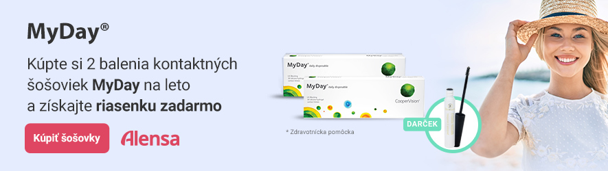 MyDay daily disposable + riasenka