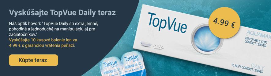 TopVue Daily (10 šošoviek)