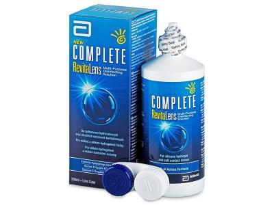 Roztok Complete RevitaLens 360 ml s puzdrom