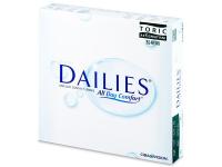 Focus Dailies Toric (90šošoviek)