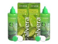 alensa.sk - Kontaktné šošovky - Roztok Alvera 2 x 350 ml