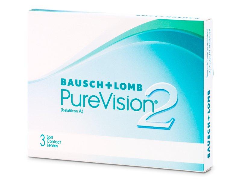 PureVision 2 HD 3 šošovky