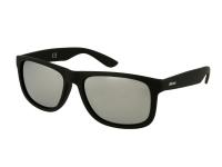 alensa.sk - Kontaktné šošovky - Slnečné okuliare Alensa Sport Black Silver Mirror