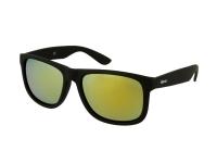 alensa.sk - Kontaktné šošovky - Slnečné okuliare Alensa Sport Black Gold Mirror