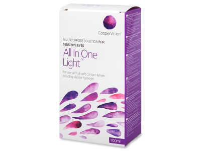 Roztok All in One Light 100 ml