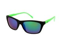 alensa.sk - Kontaktné šošovky - Slnečné okuliare Alensa Sport Black Green Mirror
