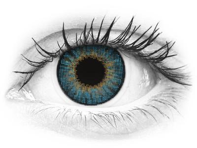 Air Optix Colors - Blue - nedioptrické (2šošovky)