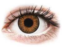 alensa.sk - Kontaktné šošovky - Air Optix Colors - Honey - dioptrické