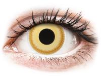 alensa.sk - Kontaktné šošovky - ColourVUE Crazy Lens - Avatar - nedioptrické