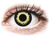 alensa.sk - Kontaktné šošovky - ColourVUE Crazy Lens - Eclipse - nedioptrické