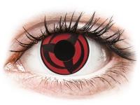 alensa.sk - Kontaktné šošovky - ColourVUE Crazy Lens - Kakashi - nedioptrické
