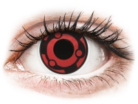 alensa.sk - Kontaktné šošovky - ColourVUE Crazy Lens - Madara - nedioptrické