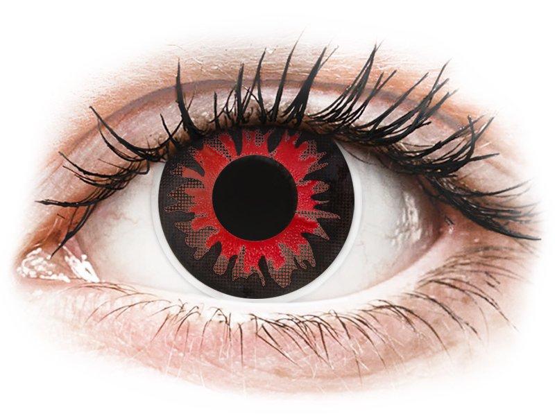 ColourVUE Crazy Lens - nedioptrické (2 šošovky) Volturi