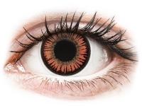 alensa.sk - Kontaktné šošovky - ColourVUE Crazy Lens - Vampire - nedioptrické