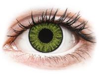 alensa.sk - Kontaktné šošovky - TopVue Color - Fresh green - dioptrické denné