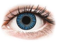 alensa.sk - Kontaktné šošovky - TopVue Color - Sapphire Blue - dioptrické denné
