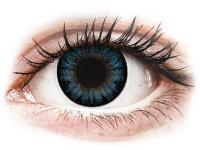 alensa.sk - Kontaktné šošovky - ColourVUE BigEyes Cool Blue - nedioptrické