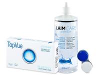 TopVue Bi-weekly (6šošoviek) + roztok LAIM-CARE 400 ml