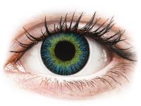 alensa.sk - Kontaktné šošovky - ColourVUE Fusion Yellow Blue - nedioptrické