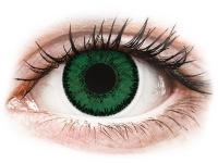 alensa.sk - Kontaktné šošovky - SofLens Natural Colors Emerald - dioptrické