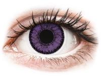 alensa.sk - Kontaktné šošovky - SofLens Natural Colors Indigo - nedioptrické