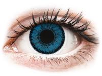 alensa.sk - Kontaktné šošovky - SofLens Natural Colors Topaz - dioptrické