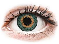 alensa.sk - Kontaktné šošovky - Expressions Colors Aqua - dioptrické