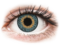 alensa.sk - Kontaktné šošovky - Expressions Colors Blue - nedioptrické