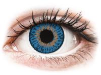 alensa.sk - Kontaktné šošovky - Expressions Colors Dark Blue - nedioptrické