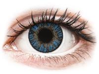 alensa.sk - Kontaktné šošovky - FreshLook ColorBlends True Sapphire - nedioptrické