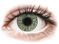 alensa.sk - Kontaktné šošovky - FreshLook Colors Green - dioptrické
