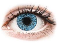 alensa.sk - Kontaktné šošovky - FreshLook Colors Sapphire Blue - dioptrické