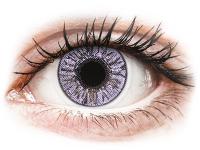 alensa.sk - Kontaktné šošovky - FreshLook Colors Violet - nedioptrické