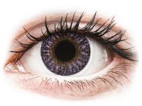 alensa.sk - Kontaktné šošovky - TopVue Color - Violet - dioptrické