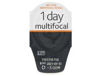 Proclear 1 Day multifocal (30šošoviek)