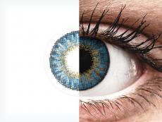Air Optix Colors - True Sapphire - dioptrické (2šošovky)