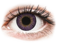 alensa.sk - Kontaktné šošovky - Air Optix Colors - Amethyst - nedioptrické