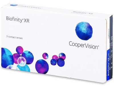 Biofinity XR (3šošovky)