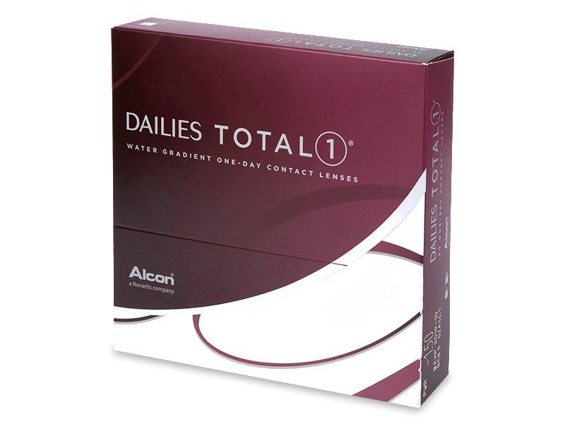 97e6237ec Kontaktné šošovky Dailies TOTAL1 (90 šošoviek) od 65.29 € | Alensa SK