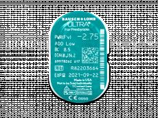 Bausch + Lomb ULTRA for Presbyopia (3 šošovky)