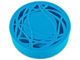 alensa.sk - Kontaktné šošovky - Kazeta s ornamentom - modrá