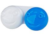 alensa.sk - Kontaktné šošovky - Puzdro na šošovky 3D - modré