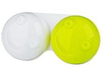 alensa.sk - Kontaktné šošovky - Puzdro na šošovky 3D - zelené
