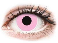 alensa.sk - Kontaktné šošovky - ColourVUE Crazy Lens - Barbie Pink - nedioptrické