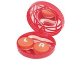 alensa.sk - Kontaktné šošovky - Kazeta s ornamentom - červená