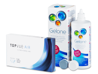 TopVue Air (6 šošoviek) + Gelone 360 ml