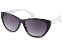 alensa.sk - Kontaktné šošovky - Slnečné okuliare OutWear - Black/White
