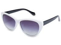 alensa.sk - Kontaktné šošovky - Slnečné okuliare OutWear - White/Black