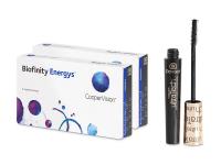 alensa.sk - Kontaktné šošovky - Biofinity Energys (2x 3 šošovky)