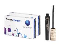 alensa.sk - Kontaktné šošovky - Biofinity Energys (2x 6 šošoviek)